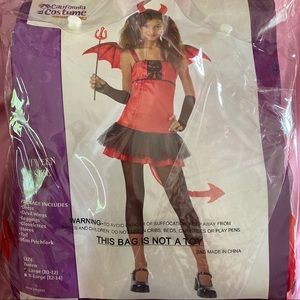 Devil Girl Halloween Costume